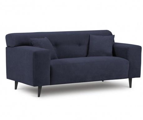 Canapea 2 locuri Samba Blue