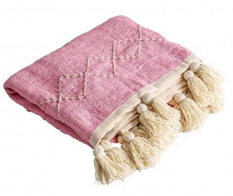 Priročna odeja Amelie Rose Beige 140x240 cm