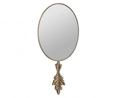 Zrcadlo Leaves Oval