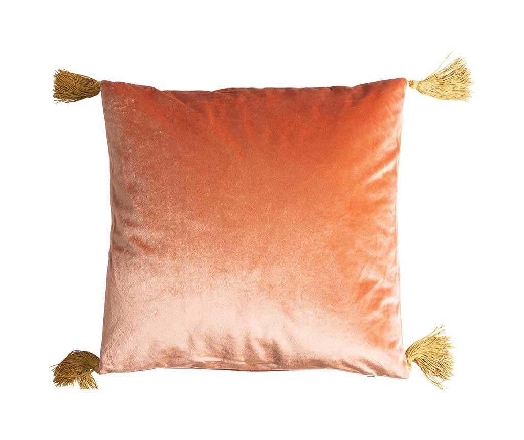 Perna decorativa Airlia Orange 45x45 cm