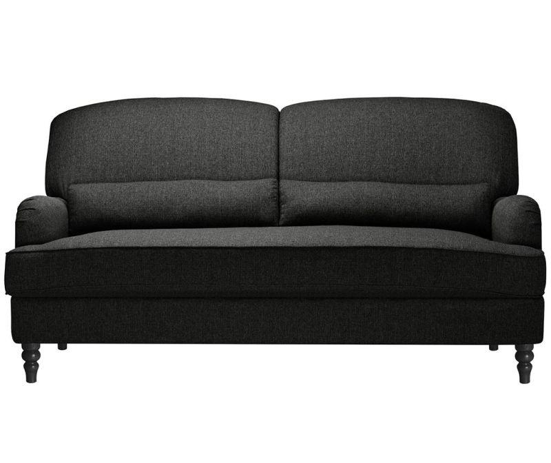 Bella Anthracite Kétszemélyes kanapé