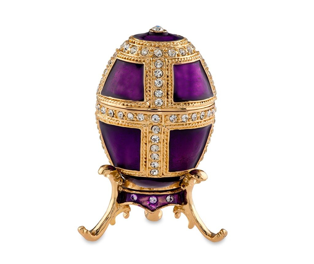 Cutie decorativa Armour Purple
