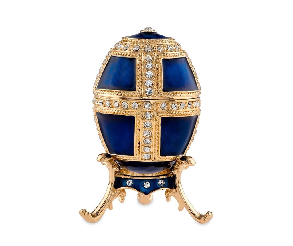 Cutie decorativa Armour Blue