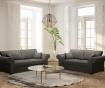 Ivy Light Brown Kétszemélyes kihúzható  kanapé