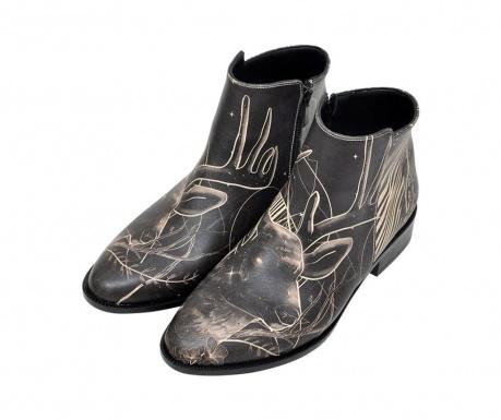Dámska členková obuv Cosmic Deer