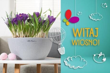 Witaj Wiosno: Ogród Lechuza