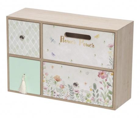 Кутия с 4 чекмеджета Braxton
