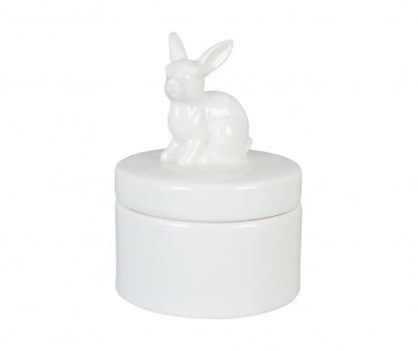Dóza s vekom Standing Bunny