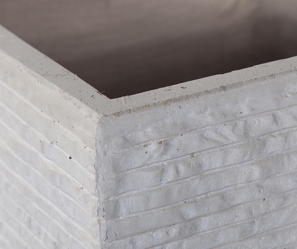 Concrete Wall 3 db Virágcserép tartó