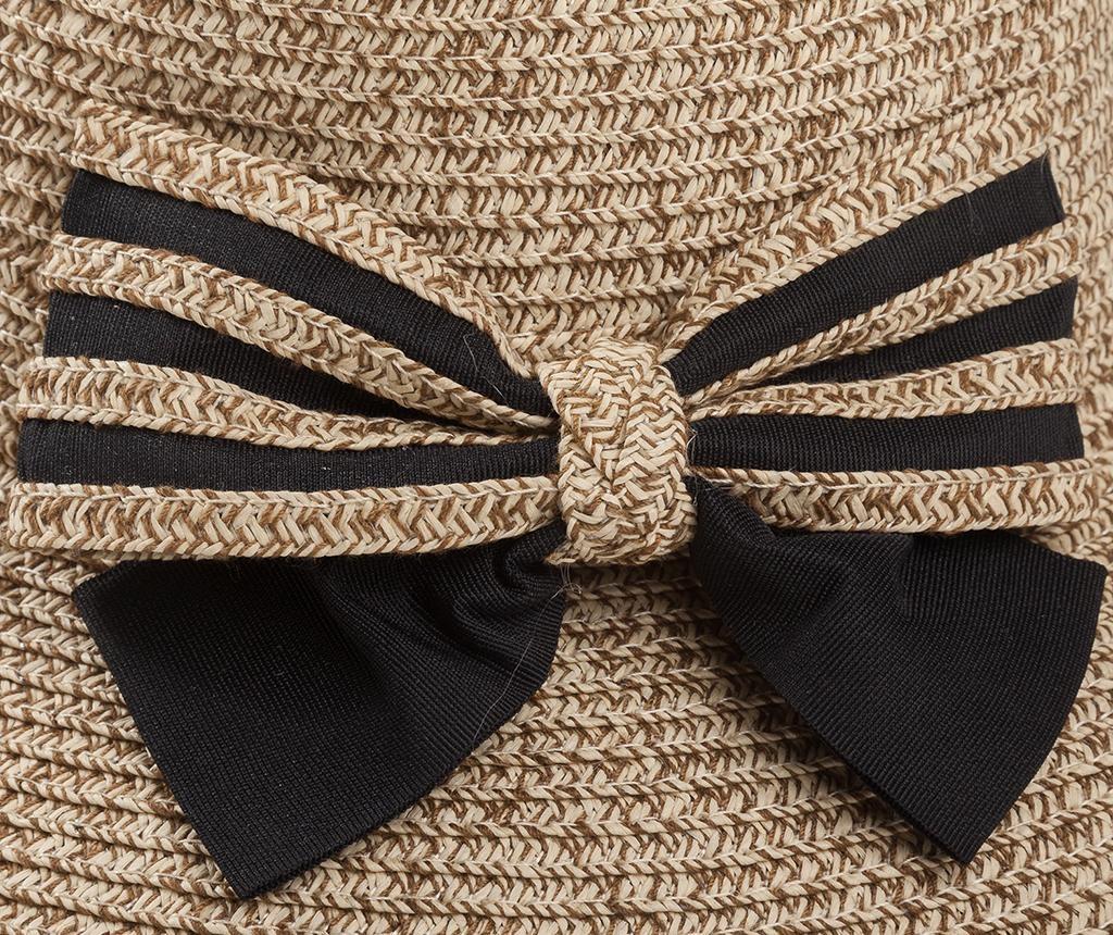 Ženski klobuk Striped Bow