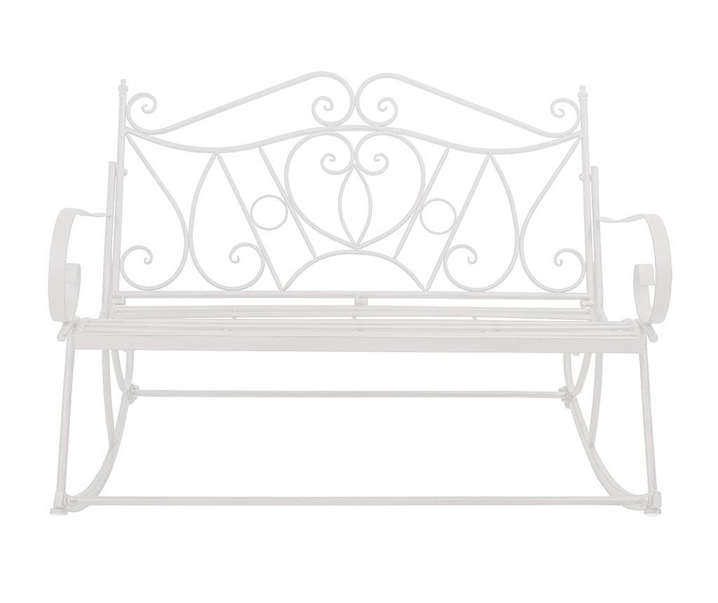 Люлееща пейка за екстериор Alice White