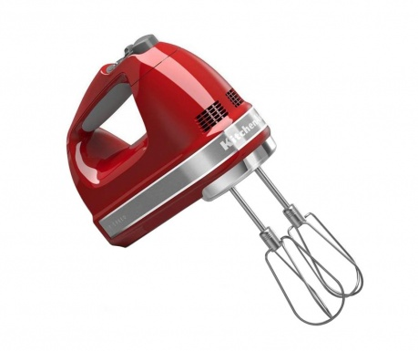 KitchenAid Gloss Red Keverőgép