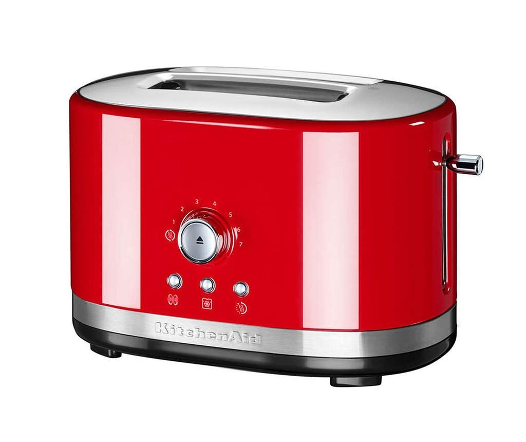Prajitor de paine KitchenAid Gloss Red