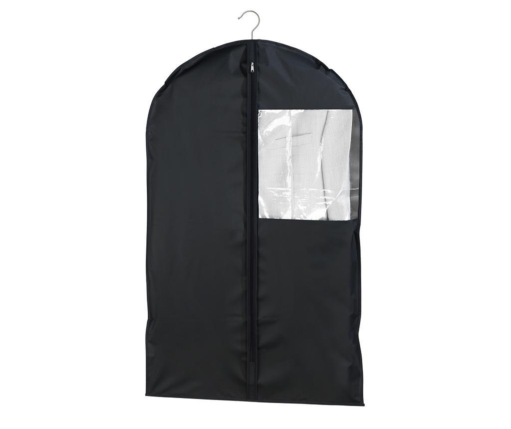 Navlaka za odjeću Deep Black 60x100 cm
