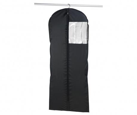 Obal na oděvy Deep Black 60x150 cm