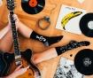 Sosete unisex Music 35-38