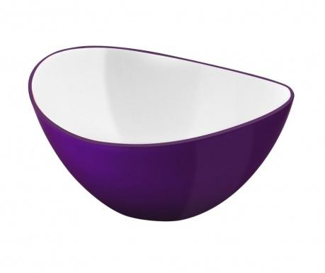 Μπολ Livio Ellipse Violet 400 ml