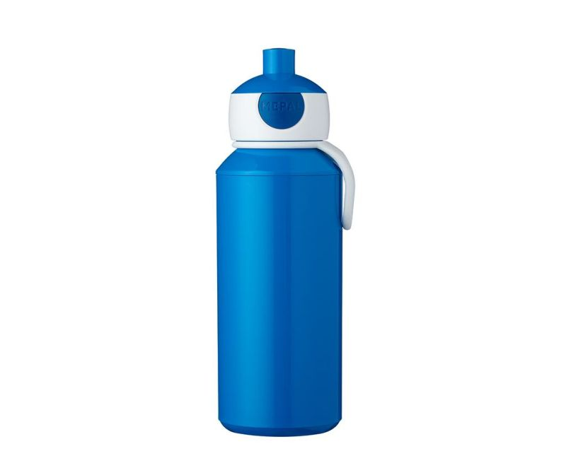 Sticla sport Pop-up Blue 400 ml