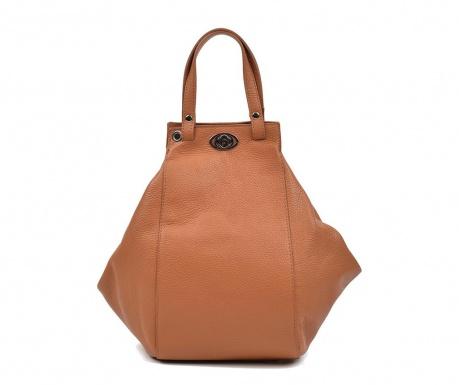 Τσάντα Electra Cognac