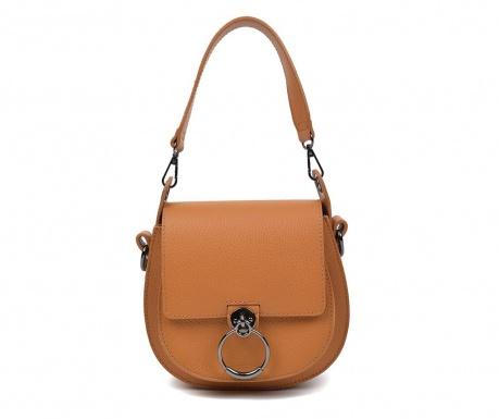 Дамска чанта Paige Cognac