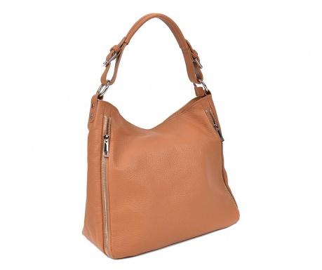 Τσάντα Mollie Cognac
