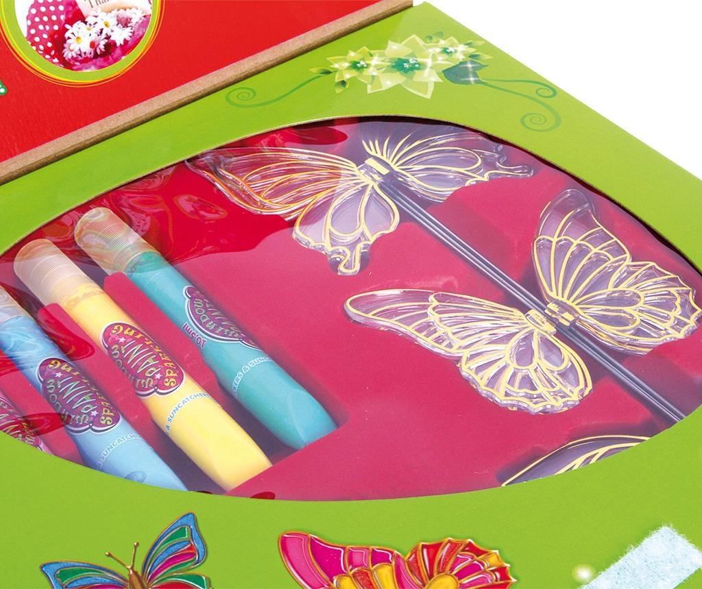 Set pentru pictura Butterflies