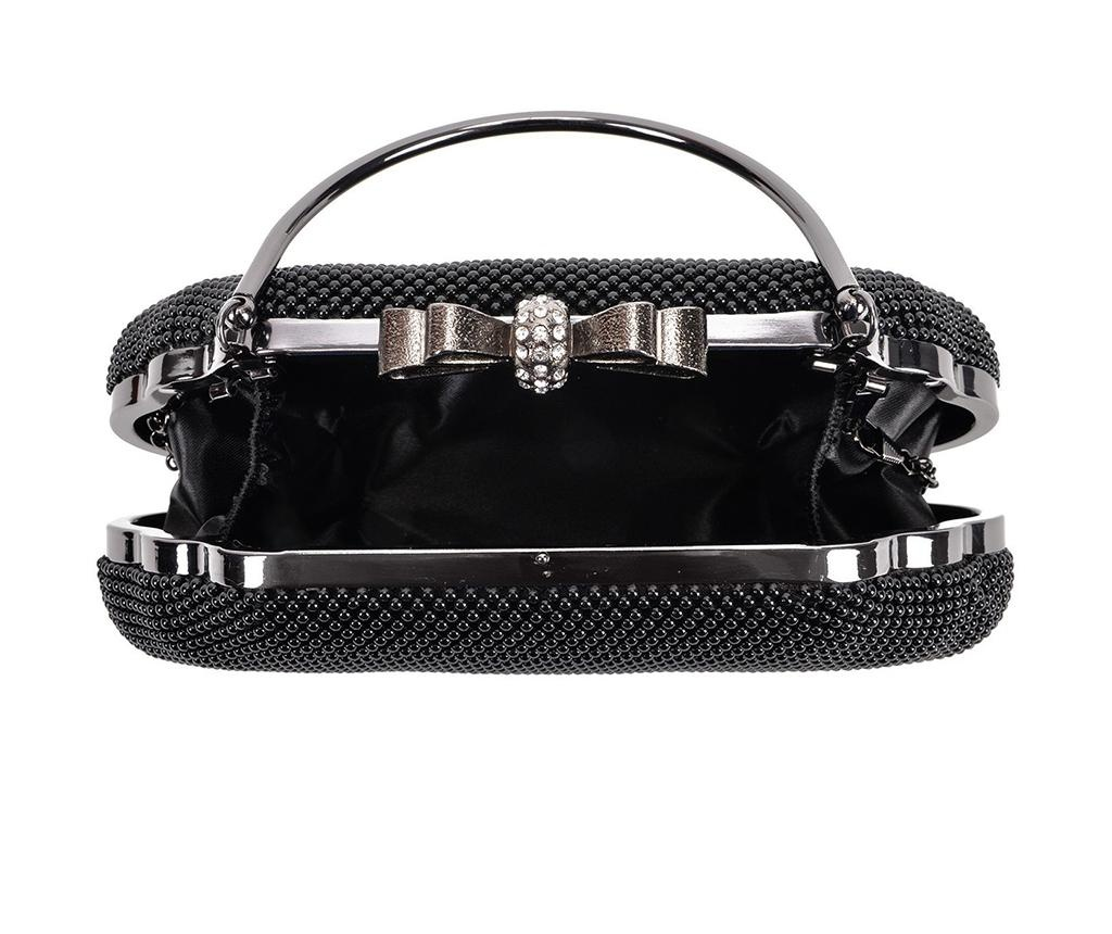 Geanta clutch Kyan Black