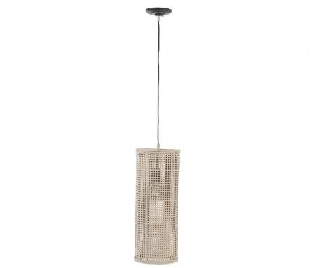 Závesná lampa Grid Bamboo