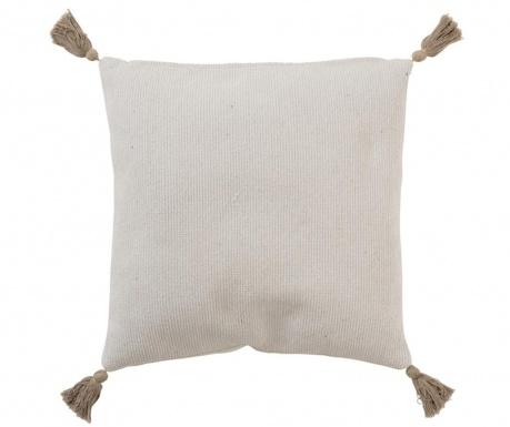 Poduszka dekoracyjna Crochet Tassel 50x50 cm
