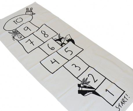 Килим за игра Hopscotch 72x165 см