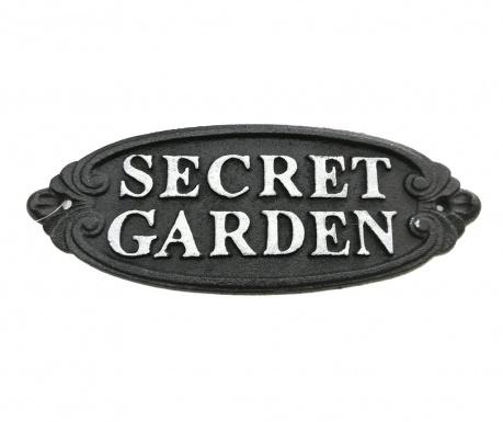 Nástenná dekorácia Secret Garden