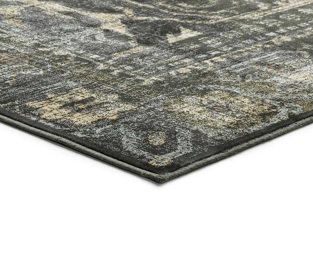 Tepih Lara Black 160x230 cm