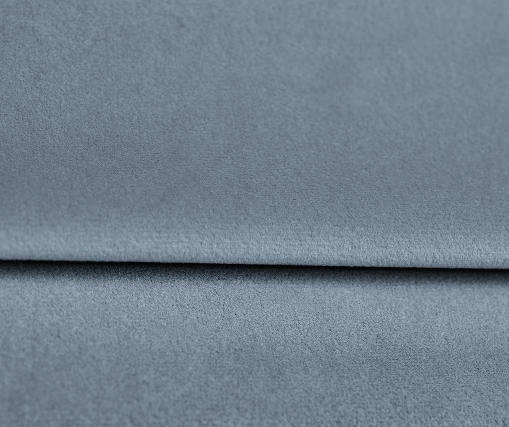 Разтегателно триместно канапе Marigold Gray Blue