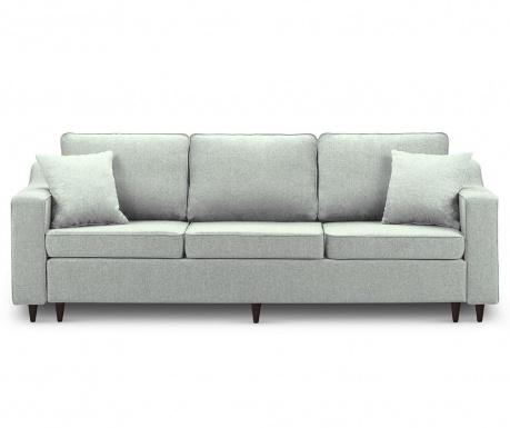 Kauč trosjed na razvlačenje Narcisse Mint Grey