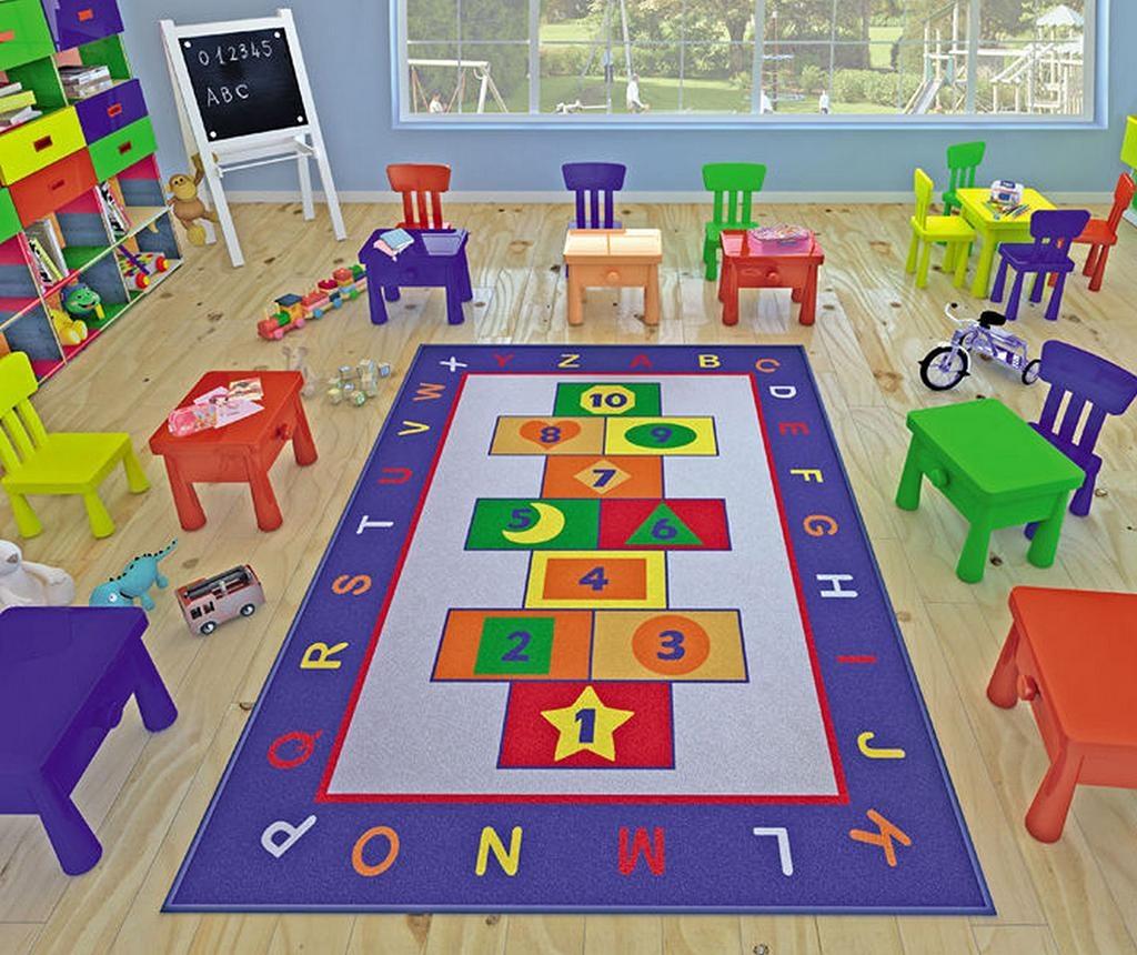 Tepih za igru Hopscotch Game 133x190 cm