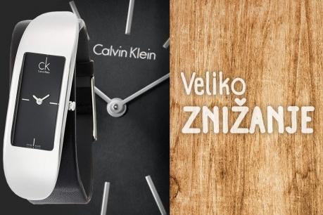 Veliko ZNIŽANJE: Calvin Klein
