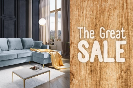 The Great Sale: Meble i kanapy