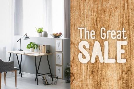 The Great Sale: Dekoracje