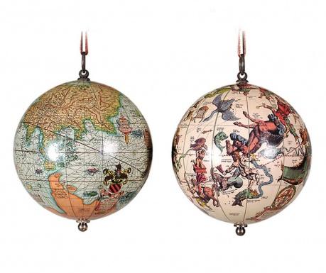 Earth Heavens 2 db Felfüggeszthető dekoráció