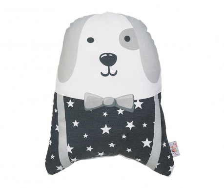 Perna decorativa Fancy Dog Grey 25x30 cm
