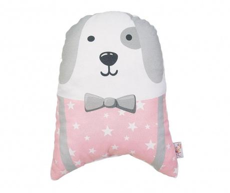 Perna decorativa Fancy Dog Pink 25x30 cm