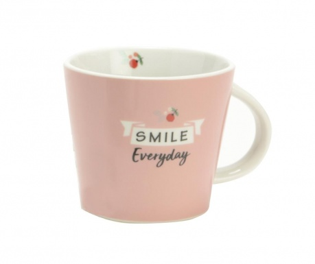 Skodelica Smile Everyday 350 ml