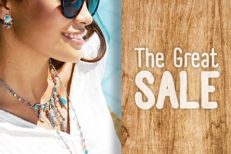 The Great Sale: Bijuterii Franck Herval