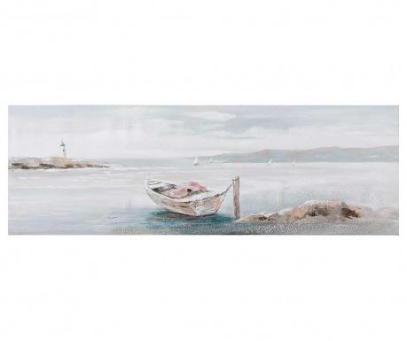 Tablou Fisher's Life 50x150 cm