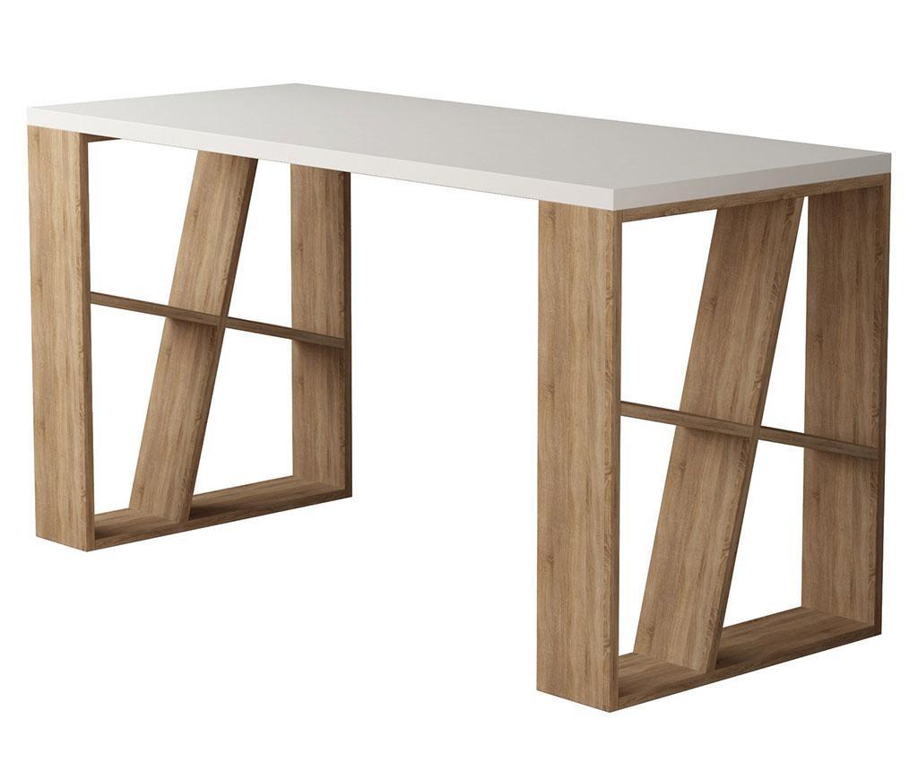 Pisalna miza Fusion White Oak
