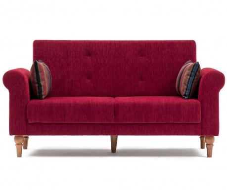Canapea 2 locuri Madona Red