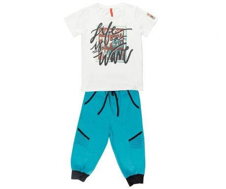 Sada tričko a nohavice pre deti The Wave Baggy