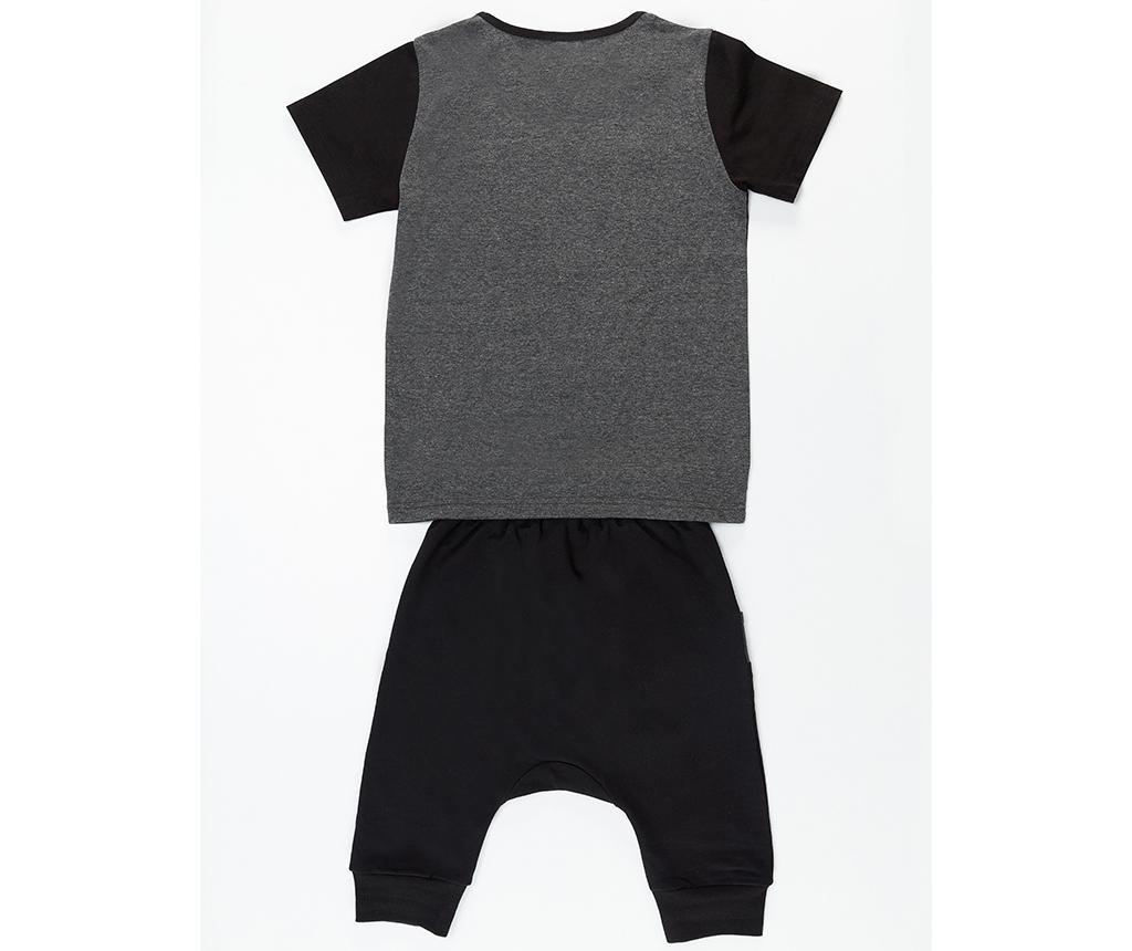 Set tricou si pantaloni pentru copii Gray Star Baggy 5 years
