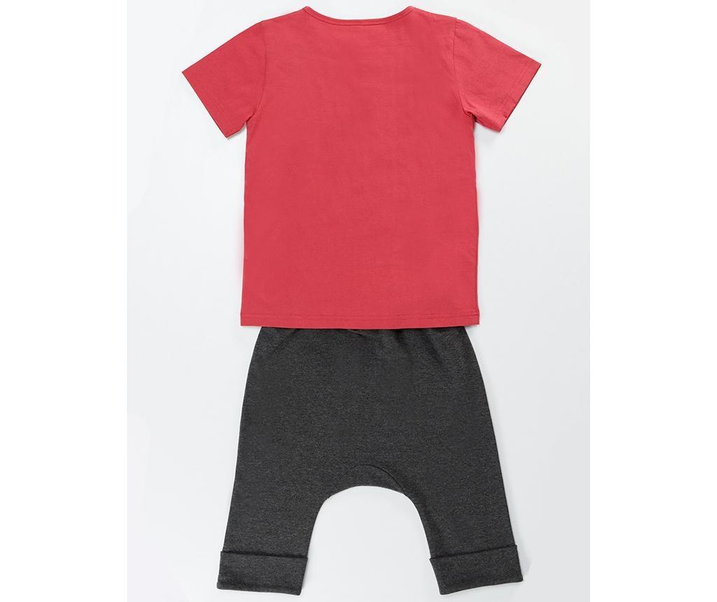 Set tricou si pantaloni copii Tiger 9 ani