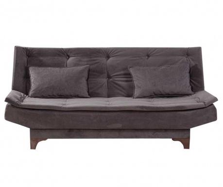 Canapea extensibila 3 locuri Clara Grey